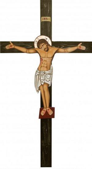 Hristovo Raspece i postolje za raspece
